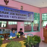 Sosialisasi Program Job Matching ( Program Pemasaran Tamatan SMK)